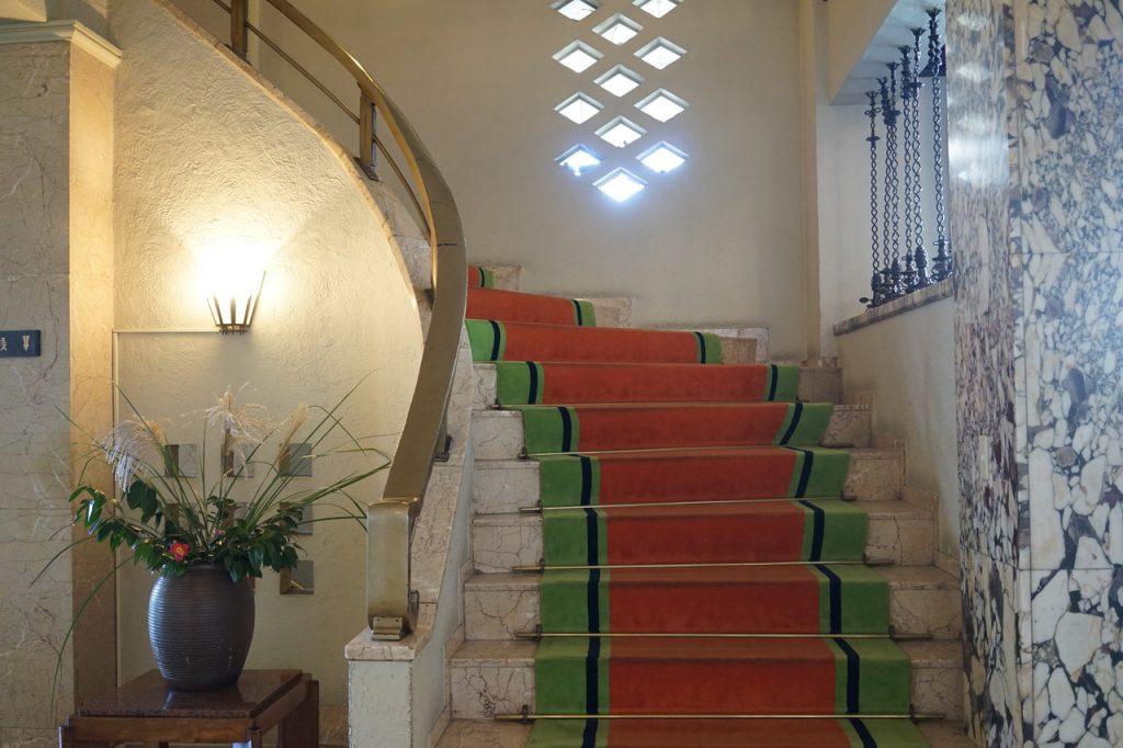 素敵な階段