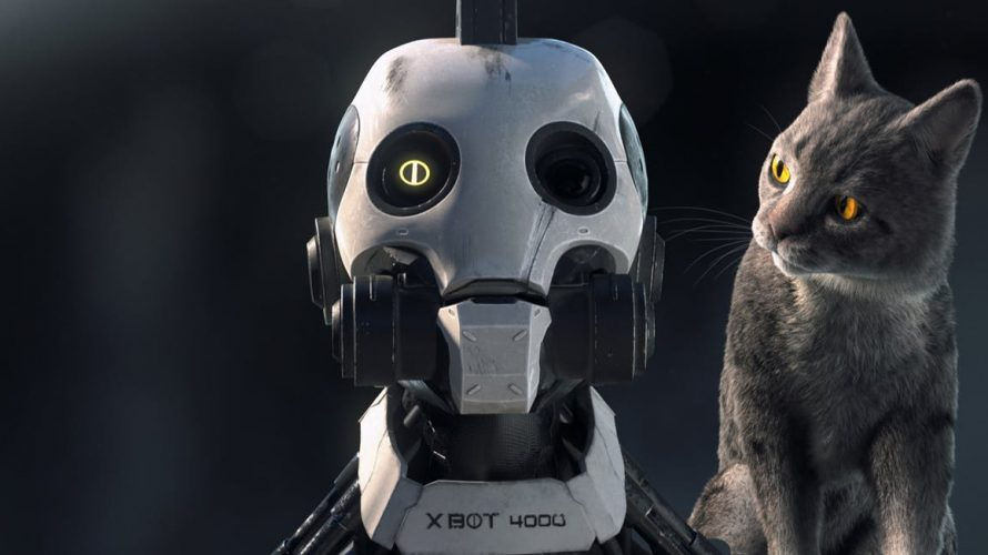 「ロボット・トリオ」